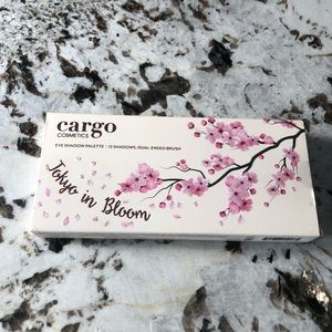 Cargo Tokyo in Bloom palette. Used once.